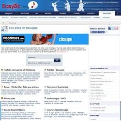 SITE MUSIQUE - Annuaire des meilleurs sites de musique sur internet