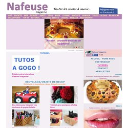 Annuaire tutoriel, DIY, tutos,