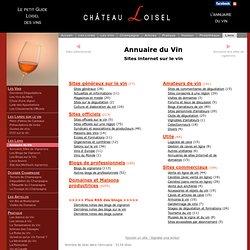 Annuaire du vin - Château Loisel