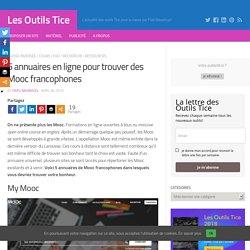 5 annuaires en ligne pour trouver des Mooc francophones – Les Outils Tice