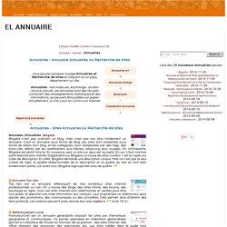 Annuaires - trouver Annuaires Recherche de sites - site Annuaires et Recherche de sites gratuit