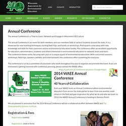 Wisconsin Association for Environmental Education