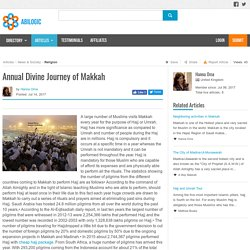 Annual Divine Journey of Makkah