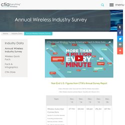 Annual Wireless Industry Survey