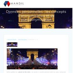Données personnelles : les concepts d'anonymisation et de pseudonymisation – MANDIL