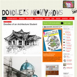 Doodlers Anonymous: The permanent home for spontaneous doodle art.