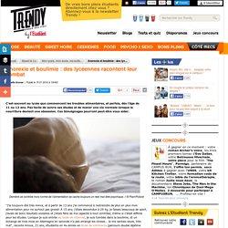 Myself & Co : Anorexie et boulimie : des lycéennes racontent leur combat - L'Etudiant Trendy