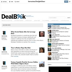 NT Times - DealBook