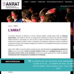 Anrat - théâtre