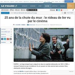 25 ans de la chute du mur : le rideau de fer vu par le cinéma