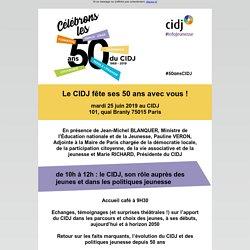 50 ans d'Information Jeunesse, ça se fête !