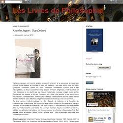 Anselm Jappe : Guy Debord