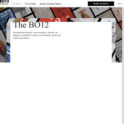 Antalis BO12 : the Book of 12