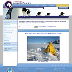 US Antartic Photo Library