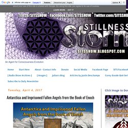 Antarctica and Imprisoned Fallen Angels from the Book of Enoch