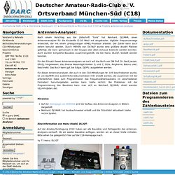 Antennen-Analyser