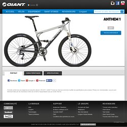 Giant | bikes - mountain - Anthem 1