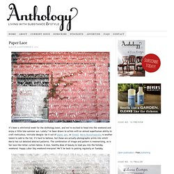 Anthology Magazine | Art | Maria Ikonomopoulou