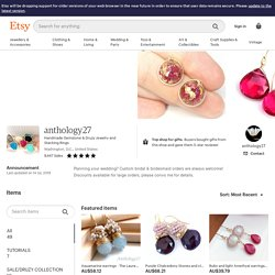 Anthology27 by anthology27 on Etsy