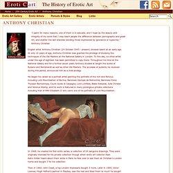 Anthony Christian : History of Erotic Art