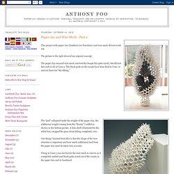 Anthony Foo: October 2010