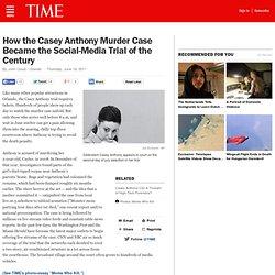 Social-Media Trial of Century