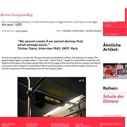 Art (and activism) in the age of the Anthropocene - Berliner Festspiele Blog