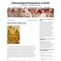 Anthropological Perspectives on Death