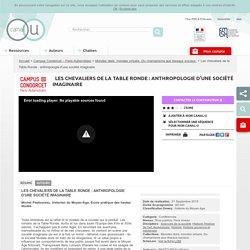 Les chevaliers de la Table Ronde : anthropologie d'une société imaginaire - Campus Condorcet – Paris-Aubervilliers