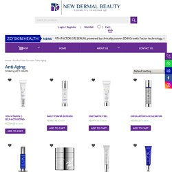 Anti-Aging Archives - New Dermal Beauty Cosmetic Trading