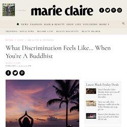 Anti-Buddhist Racism