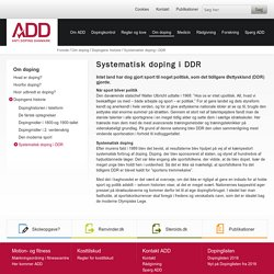 Anti Doping Danmark