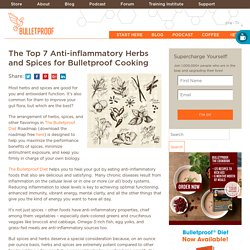 Top 7 Anti-inflammatory Herbs and Spices