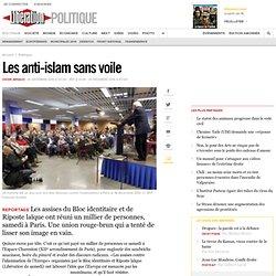 Les anti-islam sans voile