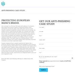 Anti-Phishing Case study