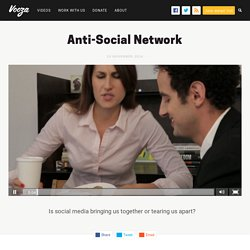 Is social media bringing us together or tearing us apart?