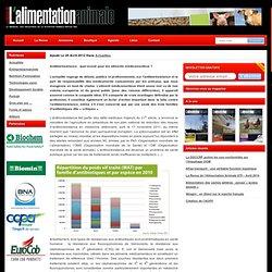 REVUE DE L ALIMENTATION ANIMALE 20/04/12 Antibiorésistance : quel avenir pour les aliments médicamenteux ?