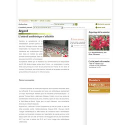 PAYSAN BRETON 22/02/13 L'attirail antibiotique s'affaiblit.