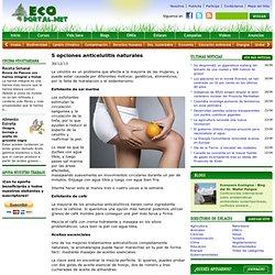 5 opciones anticelulitis naturales