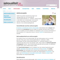 seksualiteit.be