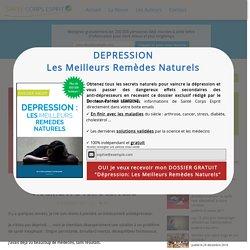 Antidépresseurs : ce qu'ils font VRAIMENT à votre cerveau - Santé Corps Esprit