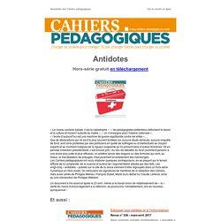 Des antidotes aux mensonges et idées reçues sur l'école