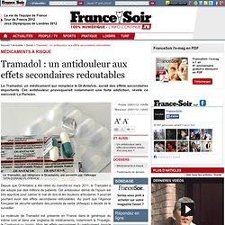 Tramadol : un antidouleur aux effets secondaires redoutables