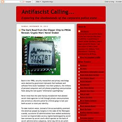 Antifascist Calling...