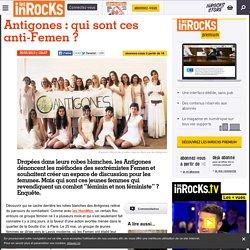 Antigones : qui sont ces anti-Femen ?
