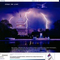 Une production d'énergie illimitée, combinant force antigravitationnelle et mouvement perpétuel.