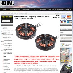 Motors for Multi-rotors T-Motor MN4006 Antigravity Brushless Motor (380kv / Storm Edition)