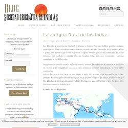 La antigua Ruta de las Indias - Blog de viajes a India