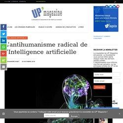 L'antihumanisme radical de l'Intelligence artificielle