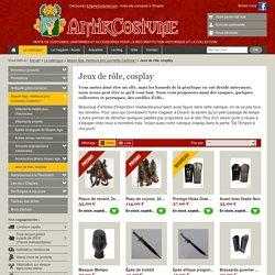 AntikCostume - Jeux de rôle, cosplay